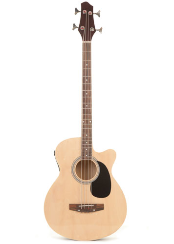 Fortissimo AB Semi-Acoustic Guitar
