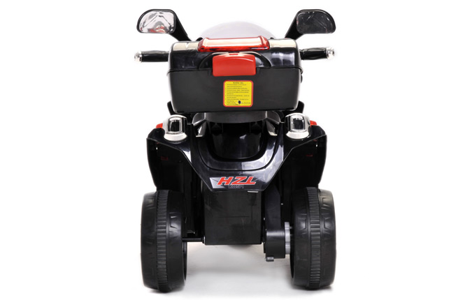 6v mini motorrad schwarz elektroauto f r kinder elektro. Black Bedroom Furniture Sets. Home Design Ideas