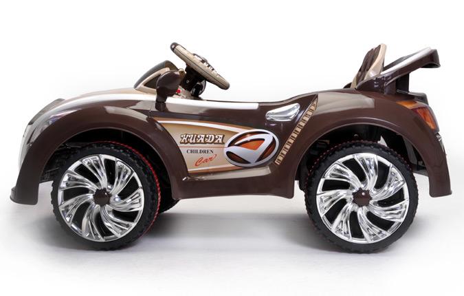 6v zweisitzer ultimate roadster braun elektroauto f r. Black Bedroom Furniture Sets. Home Design Ideas