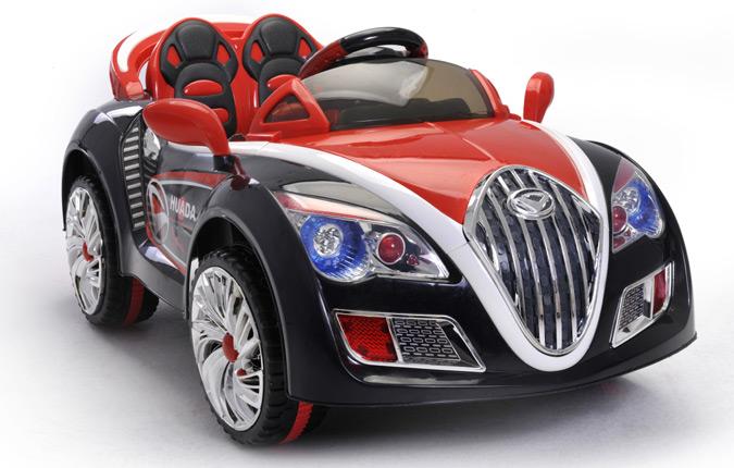 6v zweisitzer ultimate roadster schwarz elektroauto f r. Black Bedroom Furniture Sets. Home Design Ideas