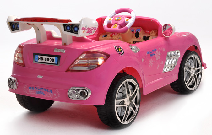 Electric Toy Cars For Girls : Ride ons electric on cars kids